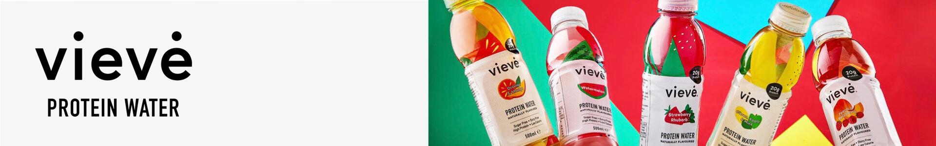 banner vieve protein water