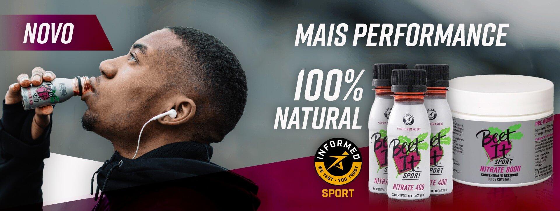 Beet it sport em Portugal