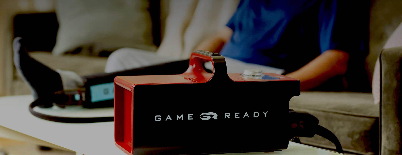 GAME READY® para atletas e pacientes
