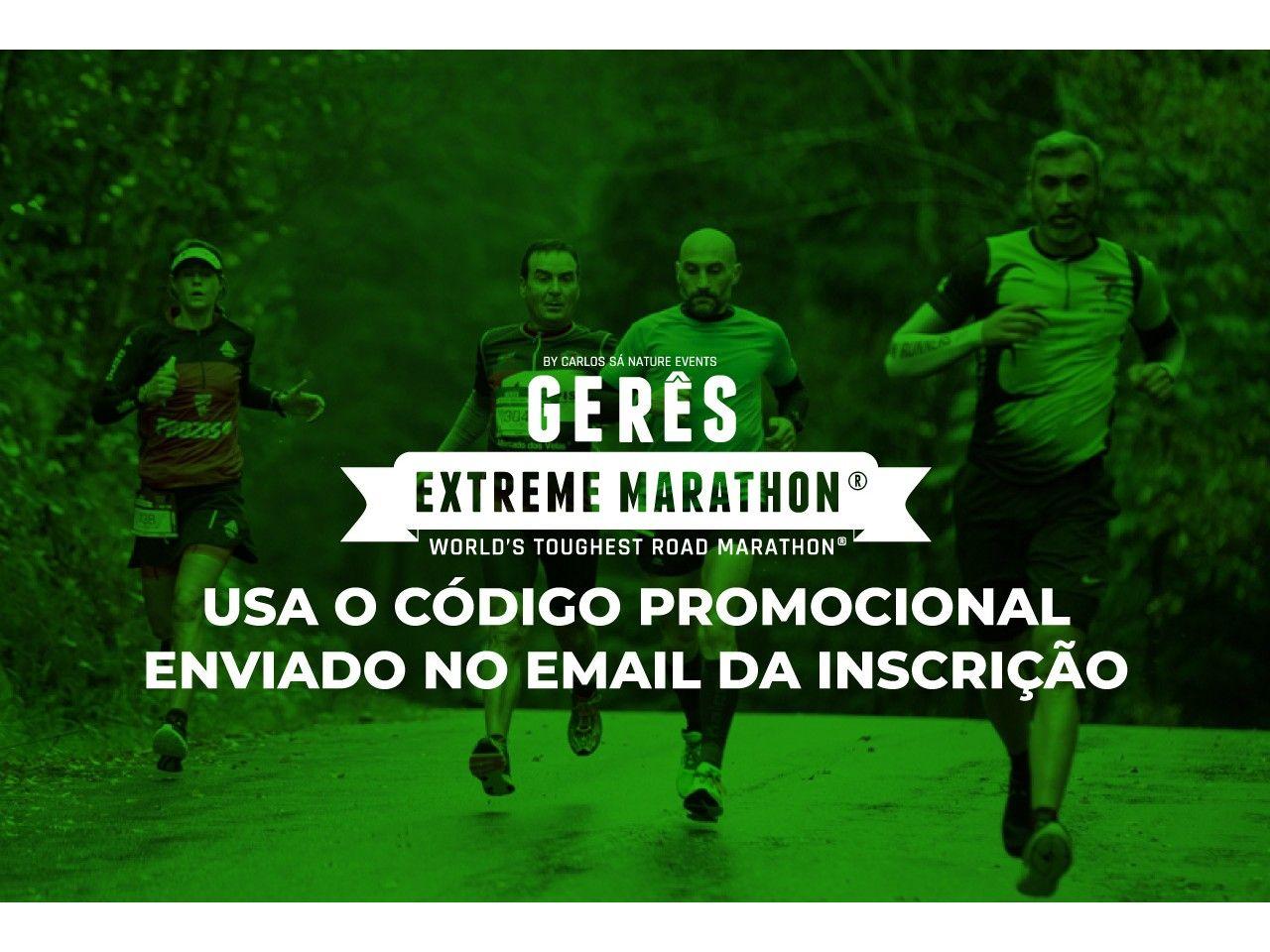 desconto Geres Extreme Marathon 2019