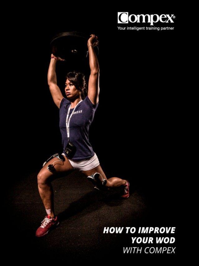 plano de treino completo crossfit com compex eletroestimulador muscular