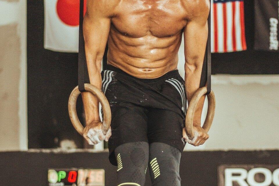 Equipamentos para treino desportivo e funcional