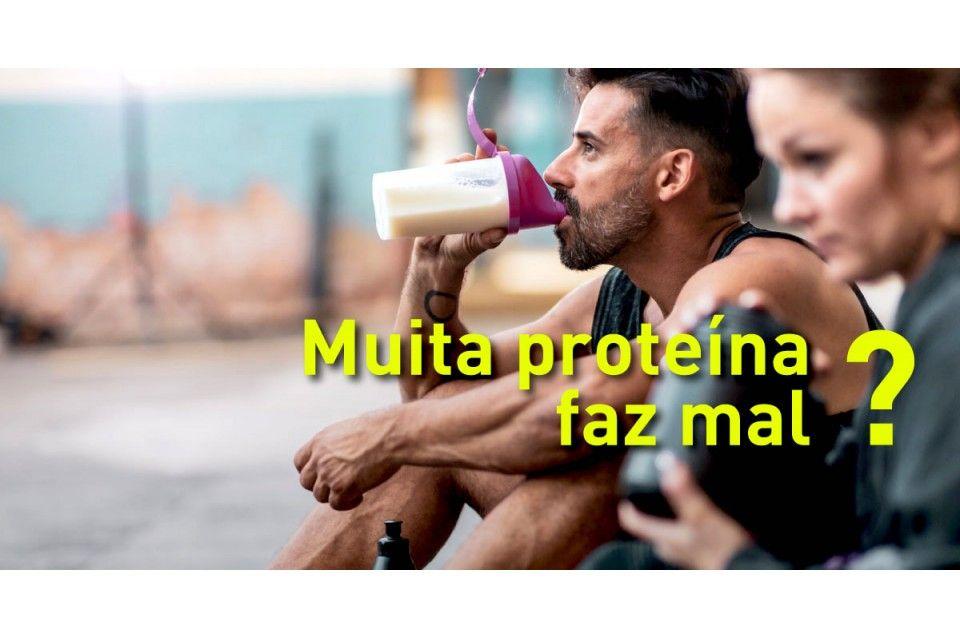 proteína faz mal aos rins e ao fígado?