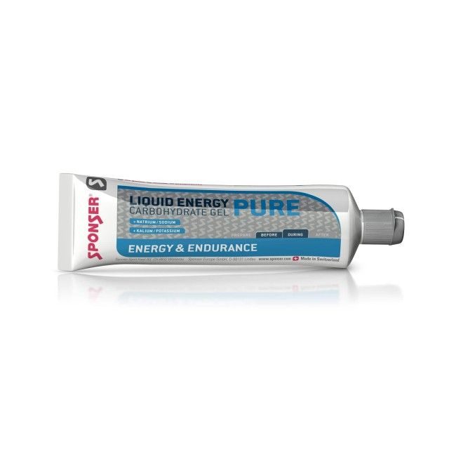 Gel Sponser Liquid Energy Pure