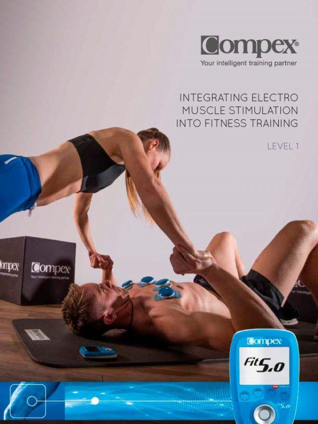 treinar com compex em casa ou ginásio