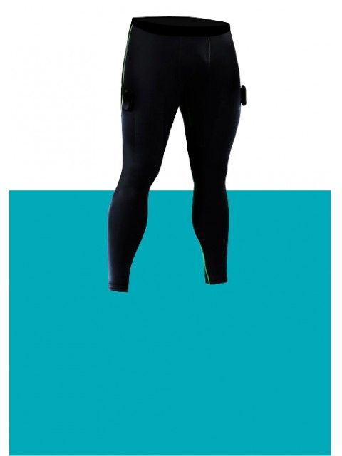 dipluse calças de eletroestimulação para homem