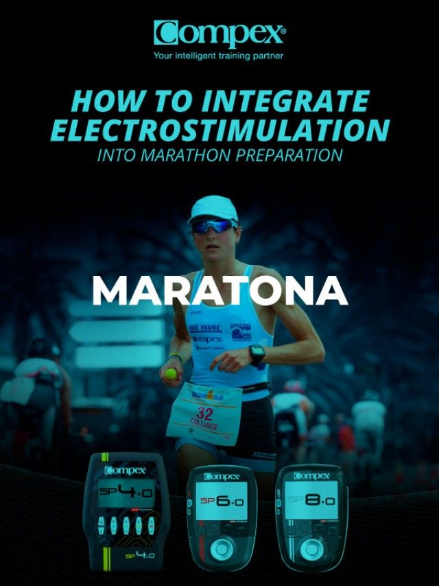 Plano de treino maratona com eletroestimulador Compex_1