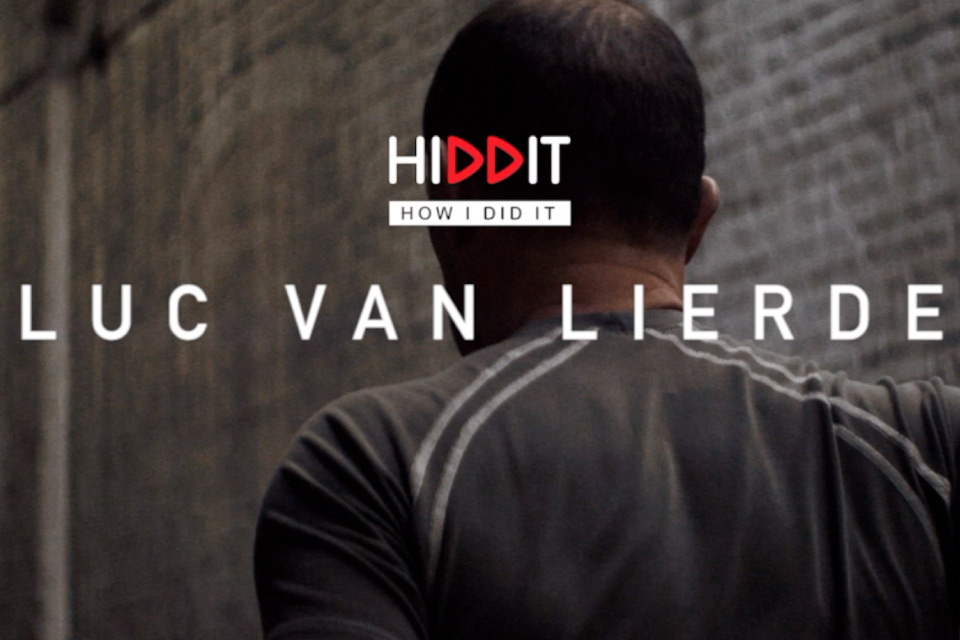 video Hiddit luc van lierde