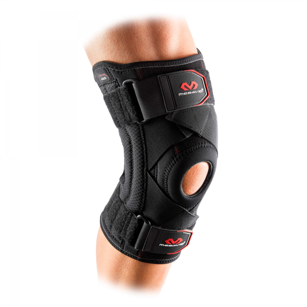 Knee Support w/ stays & cross straps 425