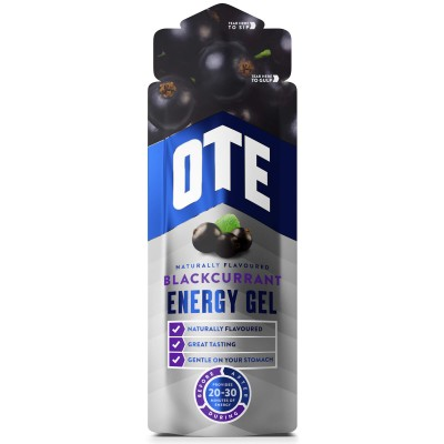 OTE Energy Gel Standard Blackcurrant 56g