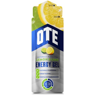 OTE energy Lemon Gel 56g