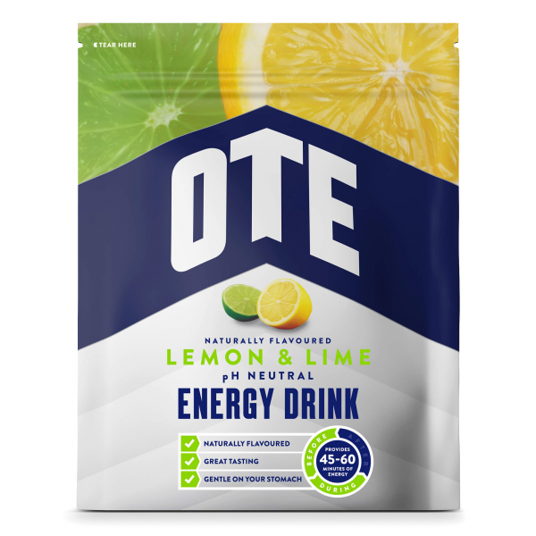 OTE Energy Drink Lima Limão 1,2Kg