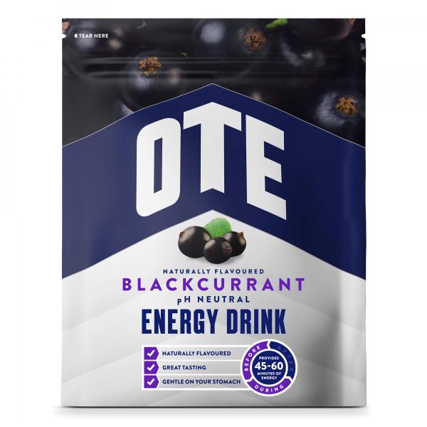 OTE Energy Drink Groselha Negra 1,2Kg