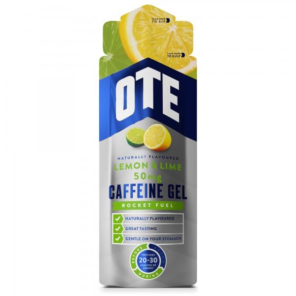 OTE Gel Energético com 50mg cafeína sabor lima limão 56g
