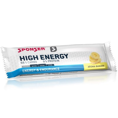 Sponser High Energy Banana 45g