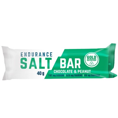 Endurance Salt Bar 40g Chocolate/Amendoim