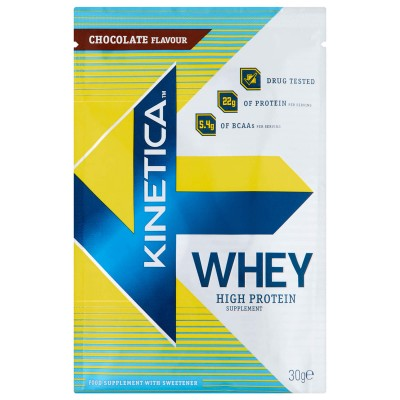 Kinetica Whey Protein 30g Chocolate