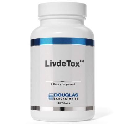 Douglas Livdetox 120 comp