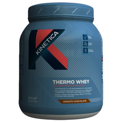 Kinetica Thermo Whey 900g Chocolate