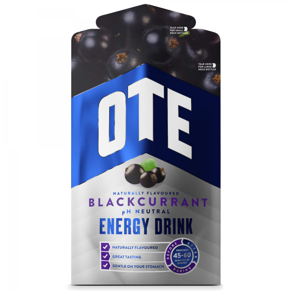 OTE Energy Drink Groselha Negra 43g