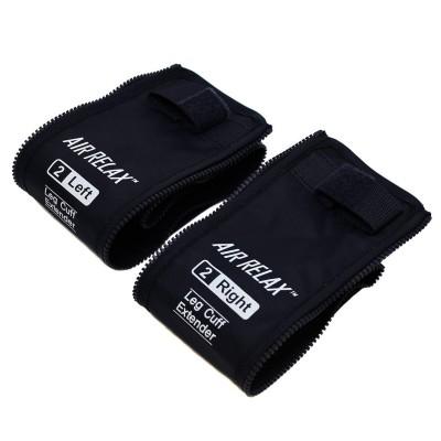 Air Relax Extensões de Mangas para Pernas de Pressoterapia