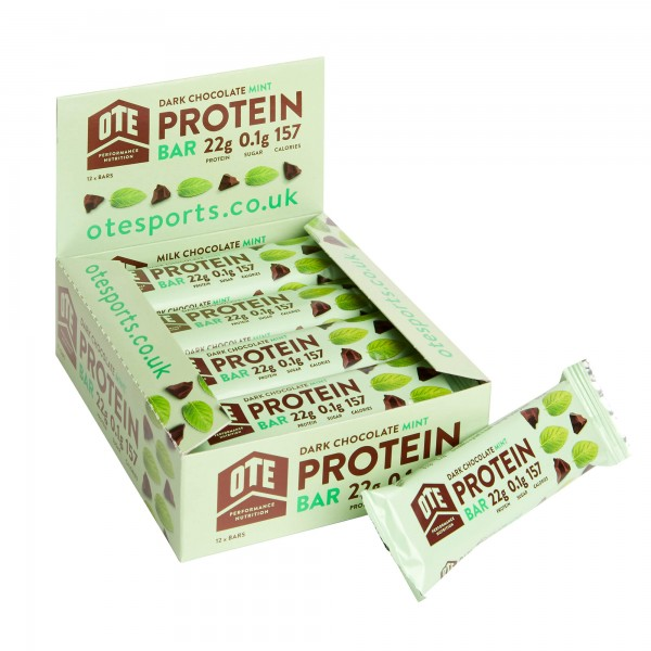 OTE Protein Bar Chocolate Menta 12 X 45g