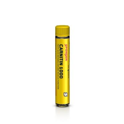 Sponser L-carnitin 1000 ampola 25ml