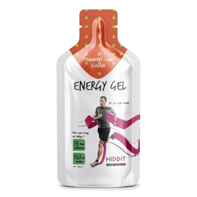 HIDDIT Energy Gel 40g  Morango Kiwi