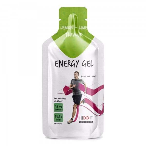 HIDDIT Energy Gel 40g  Lima Limão
