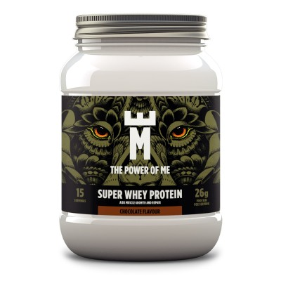 Super Whey Protein Chocolate 454g (15 doses)