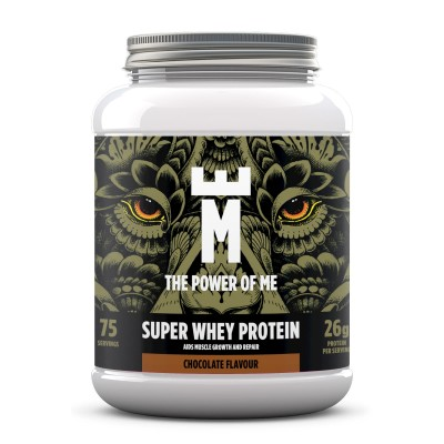 Super Whey Protein Chocolate 2,27Kg (75 doses)