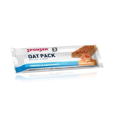 Sponser Oat Pack Barra Creamy-Caramel 50g