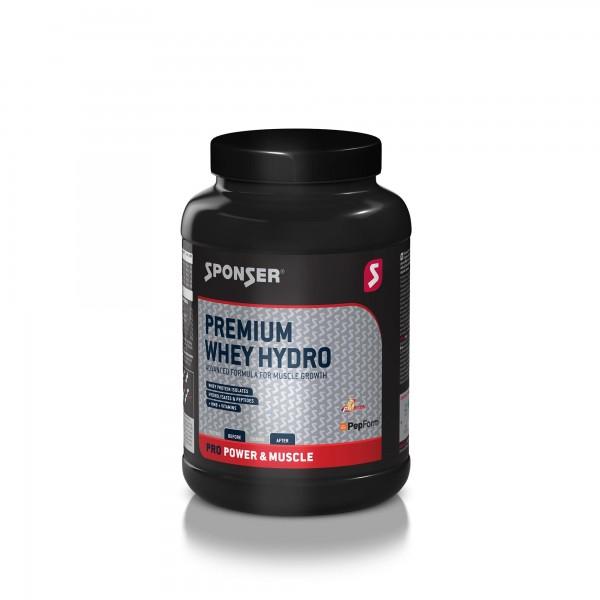 Sponser Proteína Premium Whey Hydro Chocolate 850g