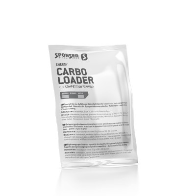 Sponser Carbo Loader Limão/Laranja 75g