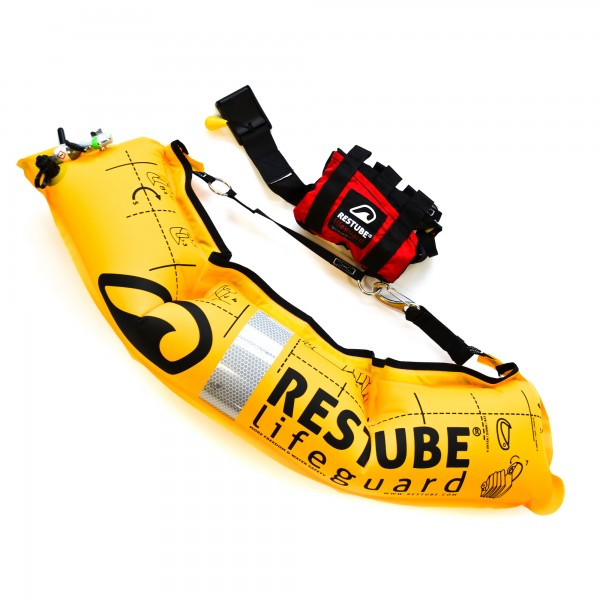 RESTUBE Lifeguard (Red/Black)