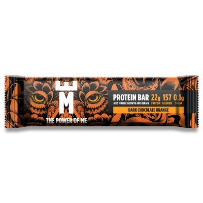 The Power of Me - Barra de Proteína Chocolate Laranja 45g