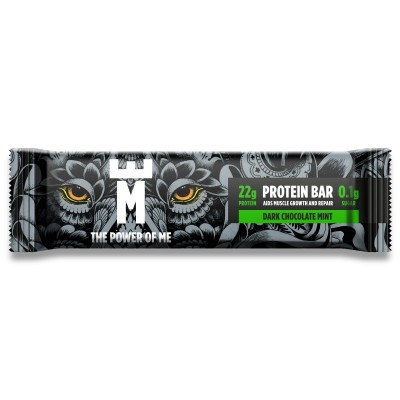 The Power of Me Barra de Proteína Chocolate Menta 45g