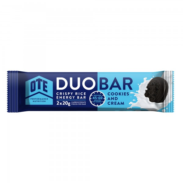 OTE Duo Bar Cookies and Cream 65g