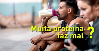 Consumir (muita) proteína faz mal aos rins e à saúde?