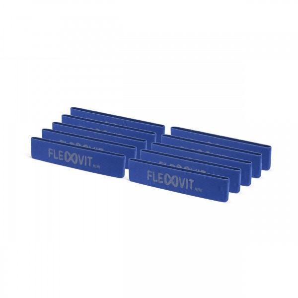 Flexvit Banda de Treino Mini Power Pack 10 unidades