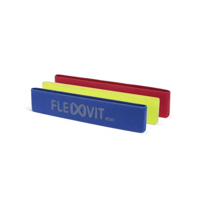 Flexvit Banda de Treino Mini Pack Basic