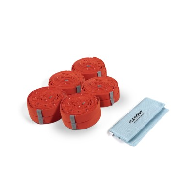 Flexvit Banda de Treino Multi Health Pack 10 unidades