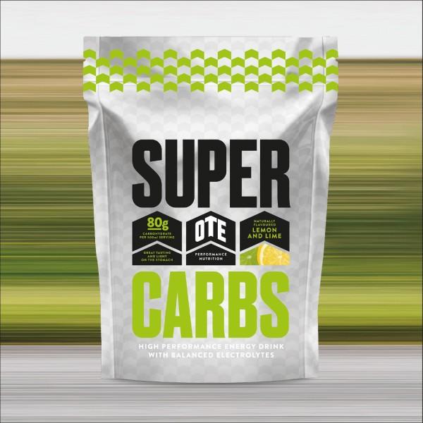 OTE Super Carbs Lima Limão 850g