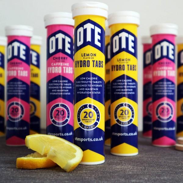 OTE Hydro Tabs Limão 20 Pastilhas