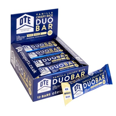 OTE Duo Bar Baunilha 12 X 65g