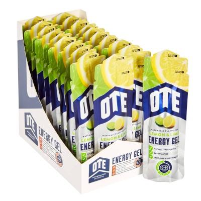 OTE Caixa de Géis Energéticos sabor Lima Limão (20 géis de 56g)