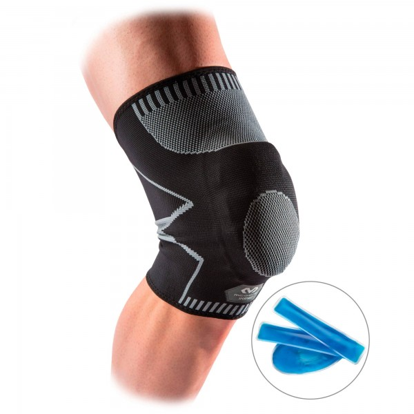 Recovery 4-way Knee Sleeve w/ custom cold pack 5141*