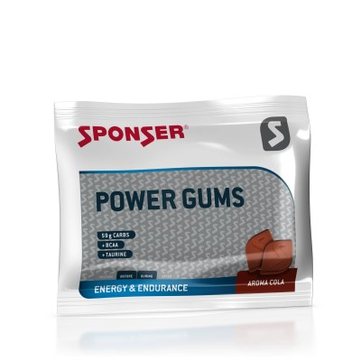 Sponser Power Gums Cola 75g