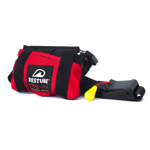 RESTUBE Lifeguard (Red/Black)
