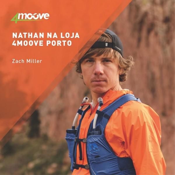 Nathan Mochila de Hidratação VaporZach 4544 2,5L